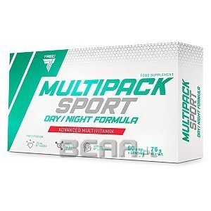 Trec Multipack Sport Day/Night Formula 60kaps. 1/1