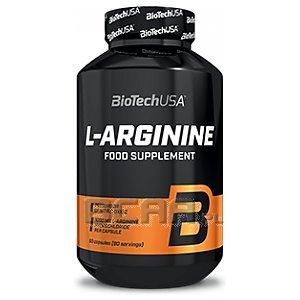 BioTech USA L-Arginine 90kaps. 1/1