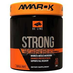 Amarok Nutrition Be Strong 300g 1/2