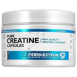 Formotiva Pure Creatine Capsules 120kaps. 1/1