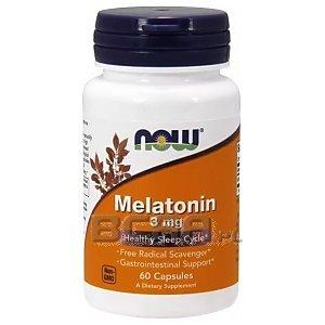 Now Foods Melatonin 3mg 180kaps. 1/1