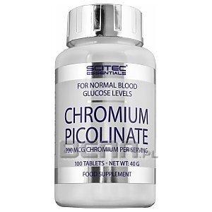 Scitec Chromium Picolinate 100tab. [promocja] 1/1