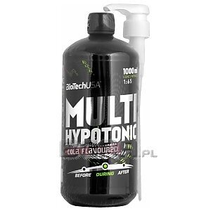 BioTech USA Multi Hypotonic 1000ml 1/1