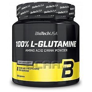 BioTech USA 100% L-Glutamine 500g 1/1