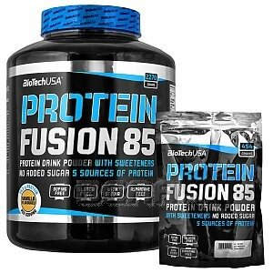 BioTech USA Protein Fusion 85 2270g + 454g 1/1