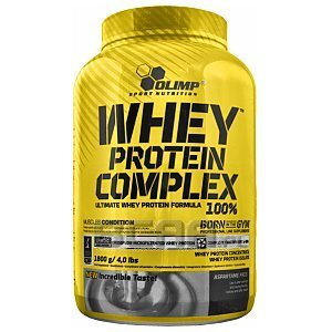 Olimp Whey Protein Complex 100% 1800g 1/3