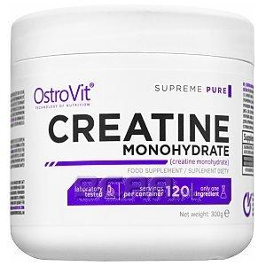 OstroVit Supreme Pure Monohydrate Creatine 300g [promocja] 1/2