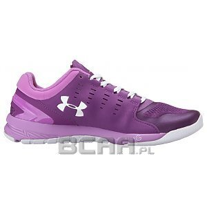 Under Armour Buty Damskie Charged Stunner Training 1266379-531 roz.40,5 fioletowy 1/8