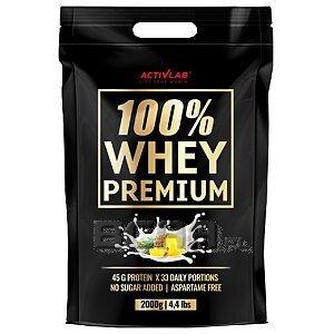Activlab 100% Whey Premium 2000g 1/1