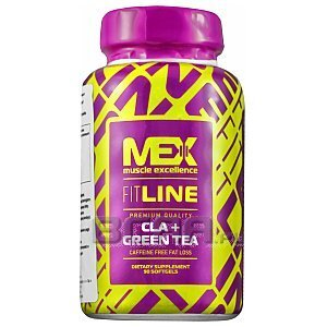 Mex Nutrition CLA + Green Tea 90kaps. 1/1