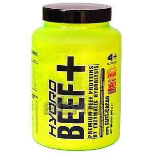 4+ Nutrition Hydro Beef+ 900g 1/1