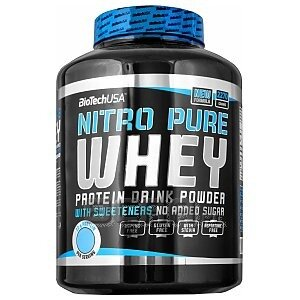 BioTech USA Nitro Pure Whey 2270g [promocja] 1/1