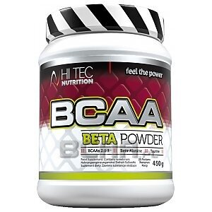 Hi Tec BCAA Beta Powder 450g 1/1