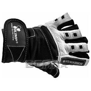 Olimp Rękawiczki z Usztywnieniem Competition Wrist Wrap White  1/2