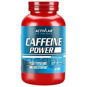Activlab Caffeine Power 60kaps. [promocja] 1/1