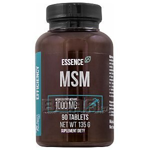 Essence Nutrition MSM 1000 90tab. 1/2