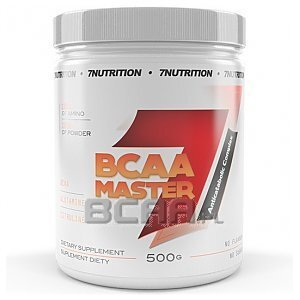 7Nutrition BCAA Master 500g 1/1