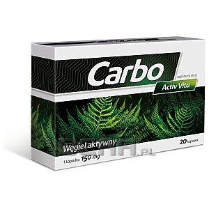 Carbo Activ Vita węgiel aktywny 20kaps. 1/1