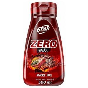 6Pak Nutrition Zero Sauce 500ml 1/1