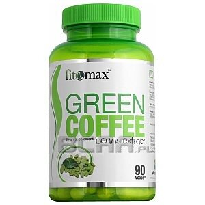 Fitmax Fitomax Green Coffee 90kaps. 1/1
