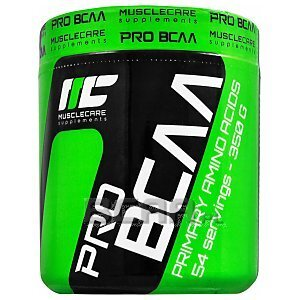 Muscle Care Pro BCAA 350g 1/2