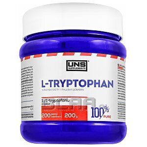 UNS L-Tryptophan 200g 1/2