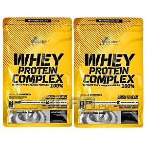 Olimp Whey Protein Complex 100% 2x700g 1/1