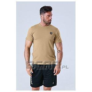 Trec Wear T-Shirt 059 Crest Beige 1/5