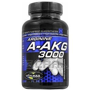 Vitalmax AAKG 3000 Mega Capsules 60kaps. 1/2