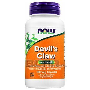 Now Foods Devil`s Claw 100kaps. 1/1