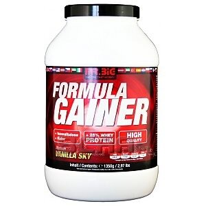 Mr. Big Formula Gainer 1350g 1/1