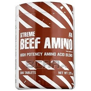 Fitness Authority Xtreme Beef Amino 300tab. 1/1