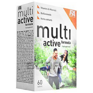 Fitness Authority Multi Active Formula 60tab. 1/1