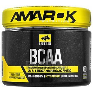 Amarok Nutrition Basic BCAA 300g 1/3