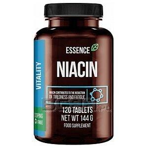 Essence Nutrition Niacin 120tab. 1/1