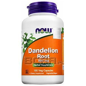 Now Foods Dandelion Root 100kaps. 1/1