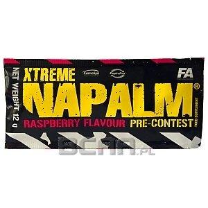 Fitness Authority Xtreme Napalm Pre-Contest darmowa próbka do zamówienia za 100zł 12g 1/1