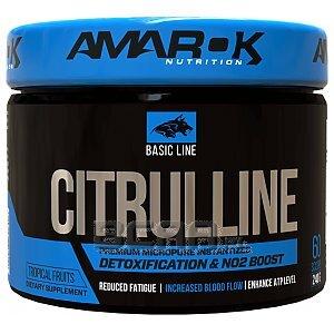 Amarok Nutrition Basic Citrulline 240g 1/1