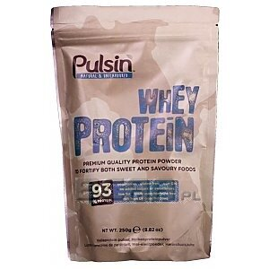 Pulsin Whey Protein Isolate 250g 1/1