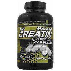 Vitalmax Tri Creatin Malate Mega Capsules 120kaps. 1/2