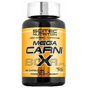 Scitec Mega Carni-X 60kaps. 1/1