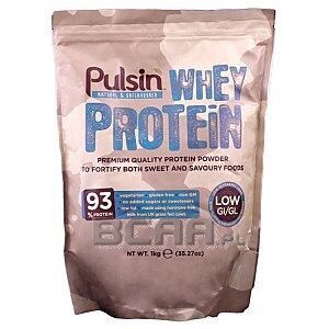 Pulsin Whey Protein Isolate 1000g 1/1