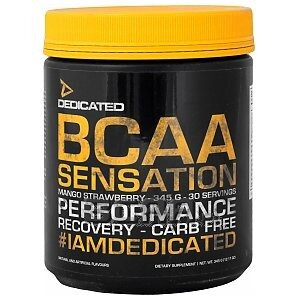 Dedicated BCAA Sensation 345g 1/1