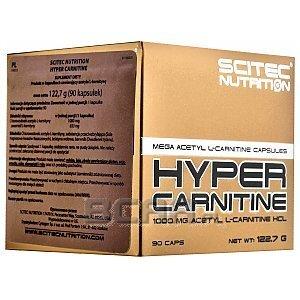Scitec Hyper Carnitine 90kaps. 1/1