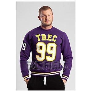 Trec Wear Bluza Sweatshirt 022 Purple 1/2