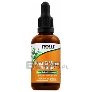 Now Foods Pau D`Arco Extract 60ml 1/1