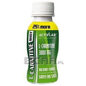Activlab L-Carnitine Shot 80ml 1/1