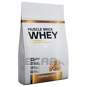 Formotiva Muscle Brick Whey 700g 1/1