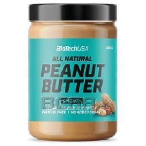 BioTech USA Peanut Butter 400g 1/1
