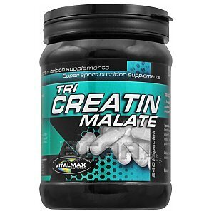 Vitalmax Tri Creatin Malate Mega Capsules 240kaps. 1/4